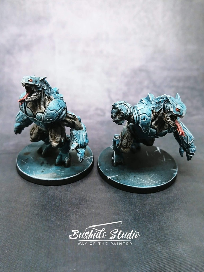 Jaegers, resilient beasts that are tough to kill!