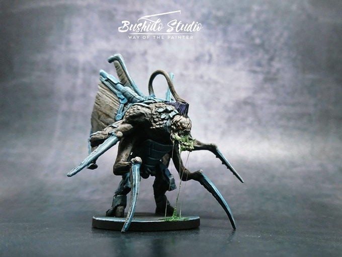 Icarus, ranged attackers whose attacks eat through armour!