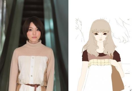 Kana Hanazawa / Rin
