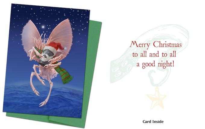 Cthulhu Card 4 - Ho Ho Migo