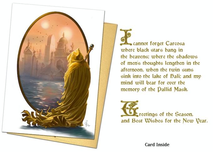 King in Yellow Card 2 - Twin Suns