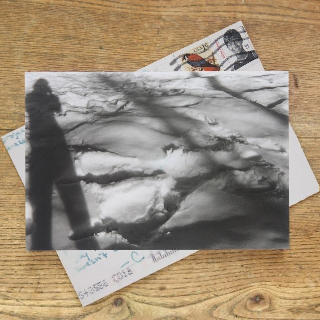 Luminaria Penpal: Postcard Club (example)