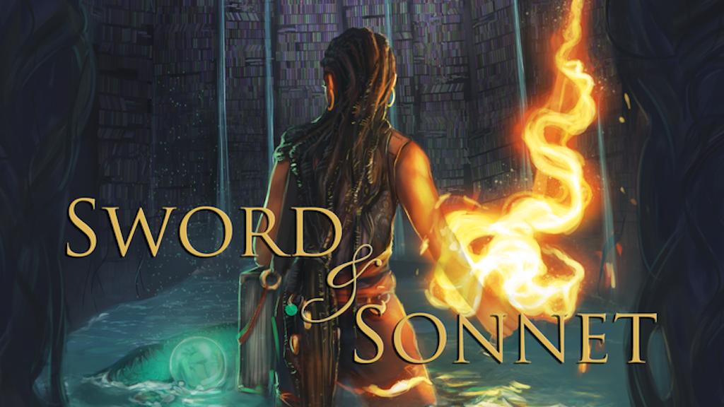 Sword and Sonnet project video thumbnail
