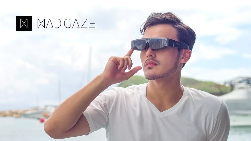 Miniature de la vidéo du projet MAD Gaze: Best AR Smart Glasses for Work & Entertainment