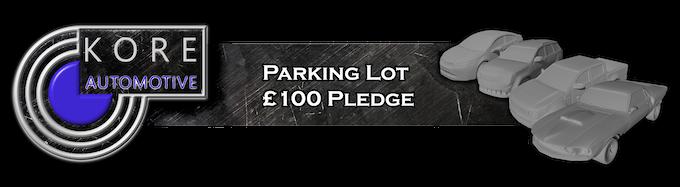 Parking Lot Pledge Level