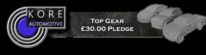 Top Gear Pledge Level