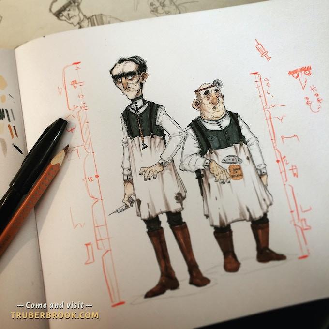 Dr. von Streck & Dr. Römmler