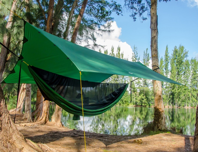 Our popular Apex Camping Shelter is available with the Go Camping Hammock 2.0 at a discounted rate! Please click the photo for product details