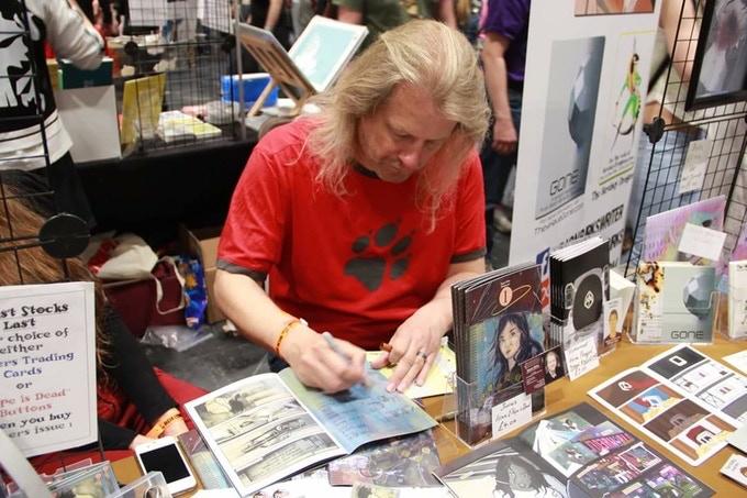 Simon Birks - Writer