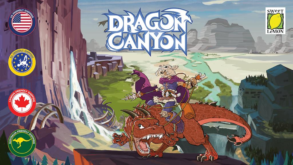 Dragon Canyon project video thumbnail