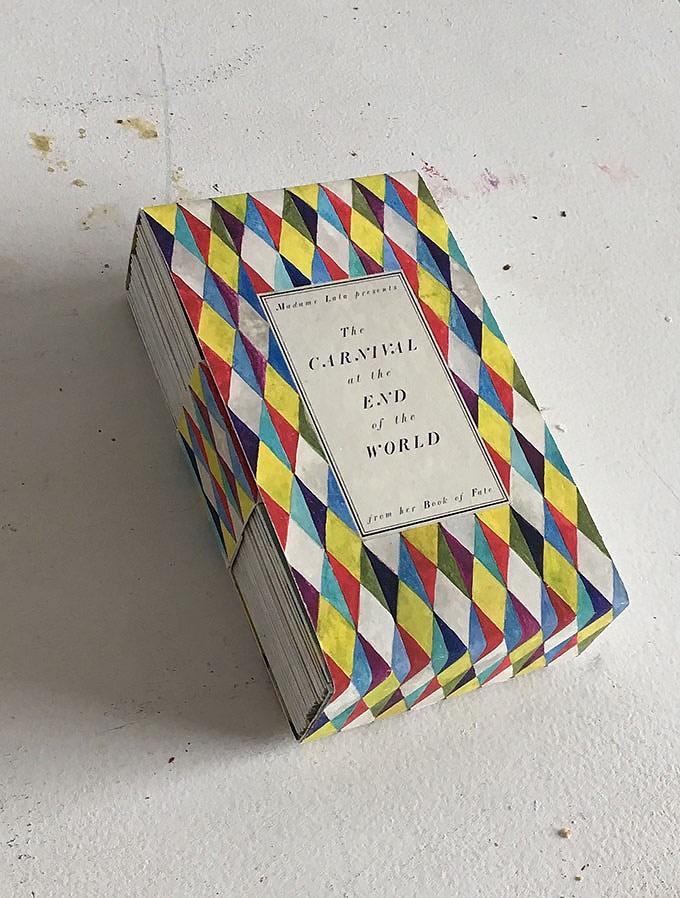 Fine Art Edition Tarot Deck