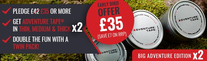 £35 - Big Adventure Edition x2 (Early Bird)