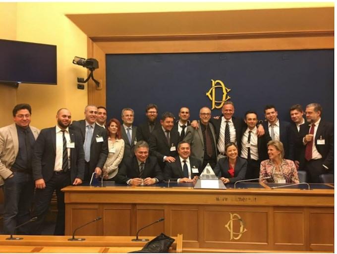 ADAA in Parlamento