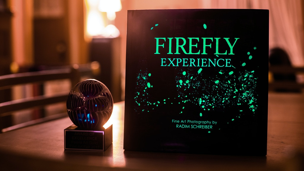 Firefly Experience - A Photo Book By Radim Schreiber project video thumbnail