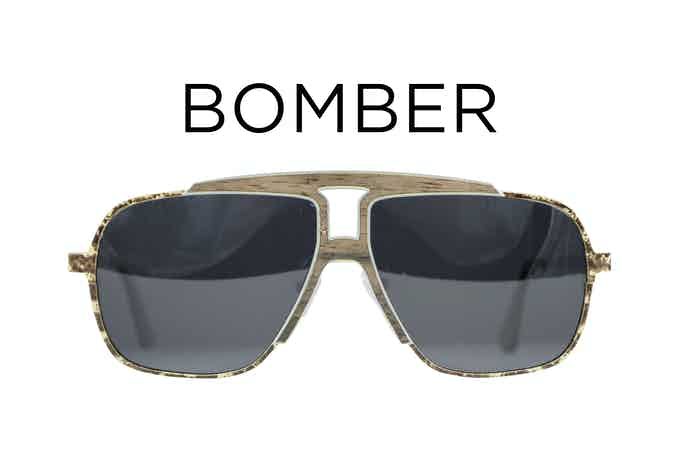 Bomber Prototype: See Prototype Gallery for additional notes.