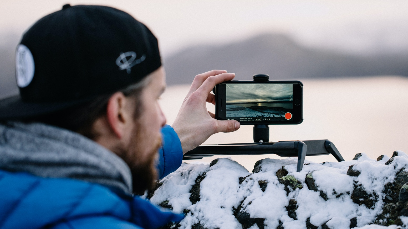 The easiest way to capture cinematic movement with your smartphone and DSLR.