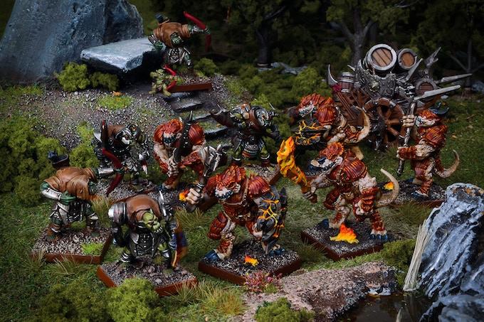Kings of War: Vanguard - the fantasy skirmish wargame by