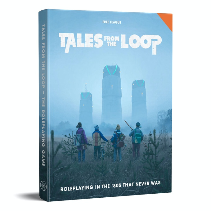 tales from the loop artbook pdf