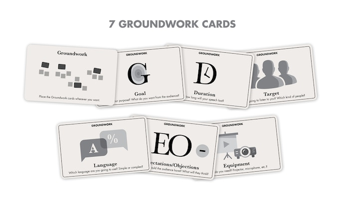 The 7 Groundwork Cards