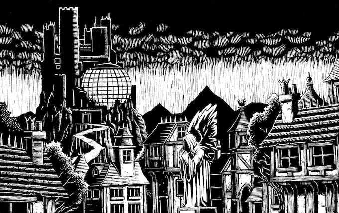 Shalleymouth by David Allsop