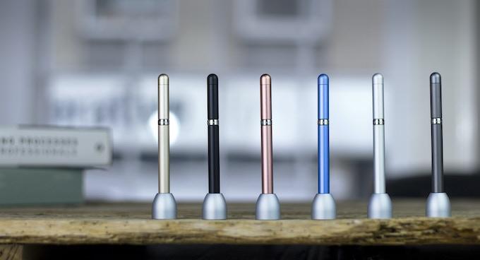 MAGNO-INK Colour Range in Docks