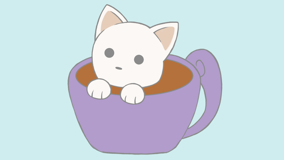Mirai Maid Cafe - Catpuccino Enamel Pins!