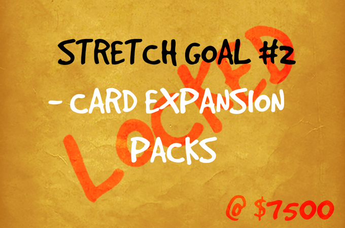 10 New Action & Event Cards with an Item Expansion*