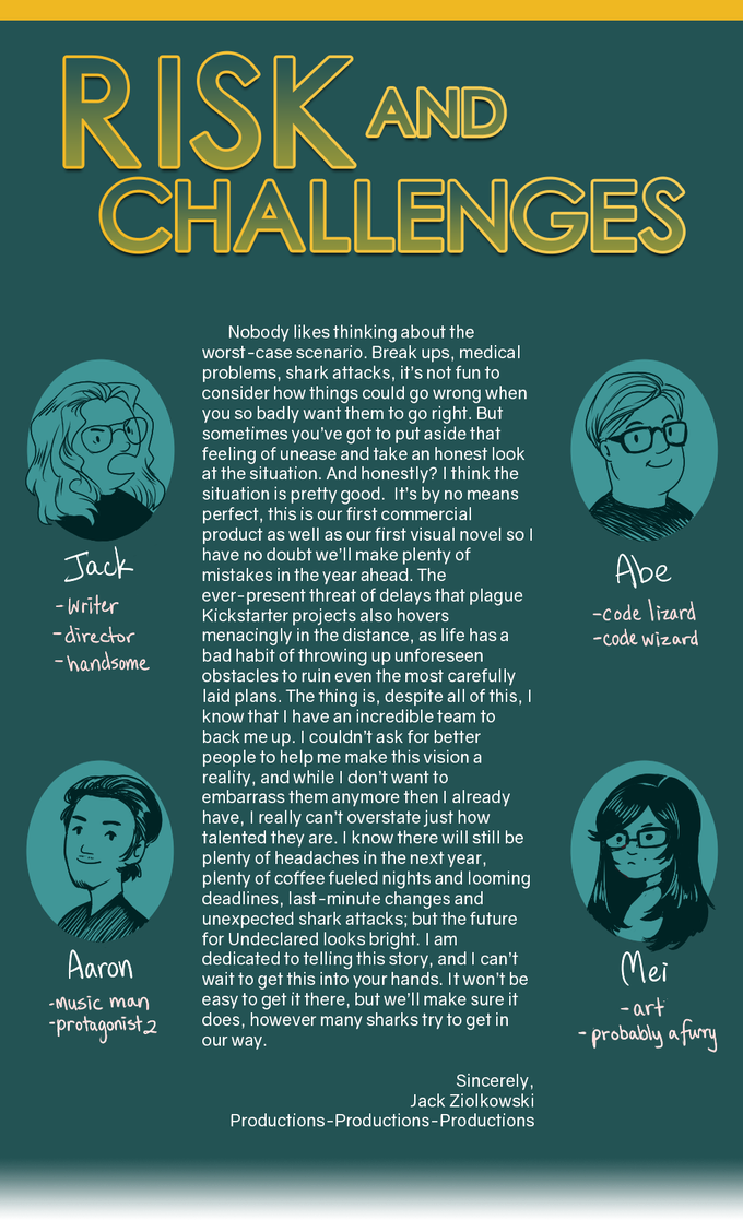 Undeclared: Higher Education- A College Visual Novel by