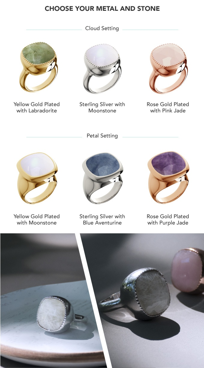 Blinq Smart Ring   Fine Jewelry - SOS Wearable by The Blinq Team ...