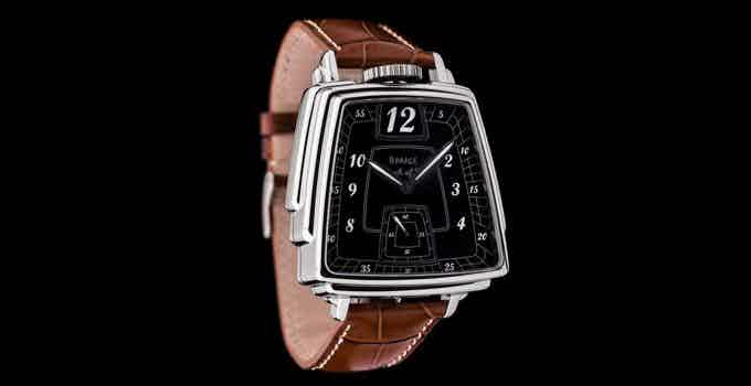 """Rpaige """"Crash of '29"""" watch designed by Mark Carson"""