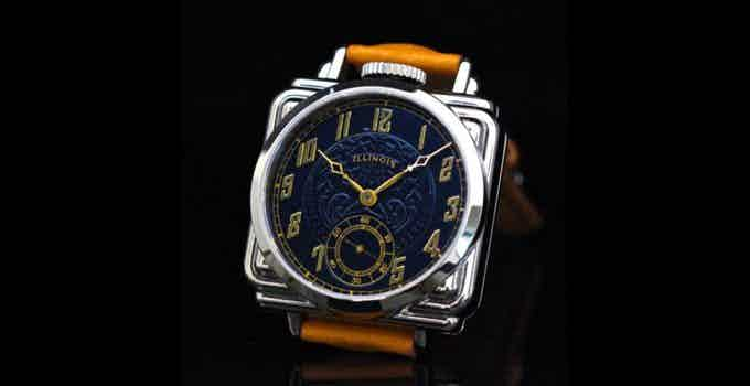 "Rpaige ""Speakeasy"" watch - case designed by Mark Carson"