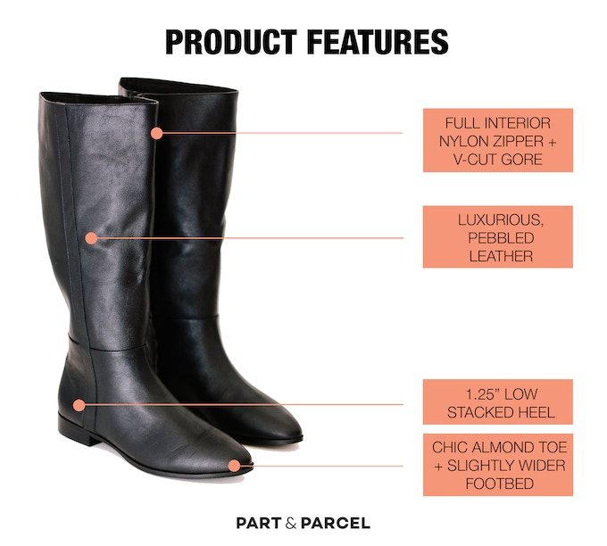 549d3d38577 The Ultimate Wide Calf Boot - High Quality in 4 Calf Widths by Part ...