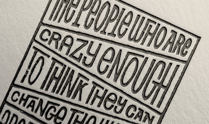 """Crazy enough"" by Francis Choquet"