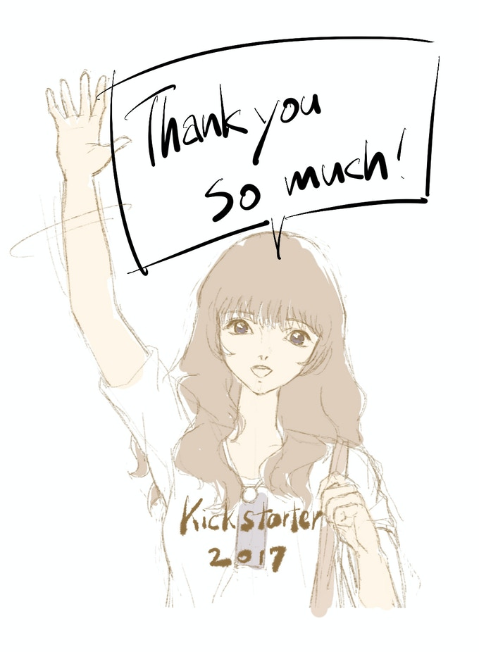 A big thank you from Director Saku Sakamoto