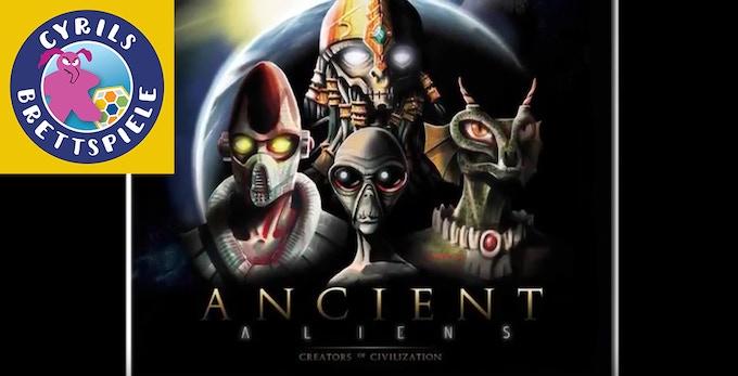 Cyrils Brettspiel Ancient Aliens review