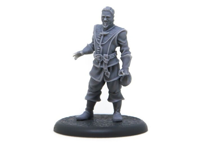 Team Littlefinger Home: A Song Of Ice & Fire: Tabletop Miniatures Game By CMON
