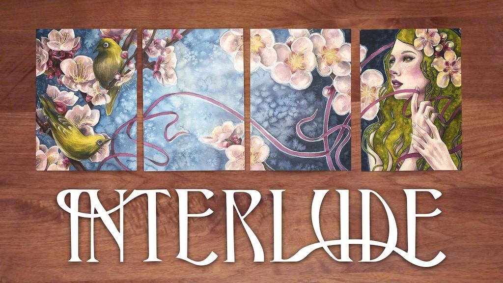 """Interlude"" - A Hanafuda Card Deck project video thumbnail"