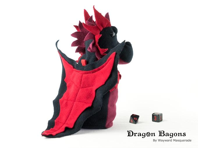 Manufactured Dragon Bag reward