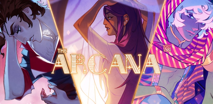 The Arcana Visual Novel By Nix Hydra Games Inc Kickstarter