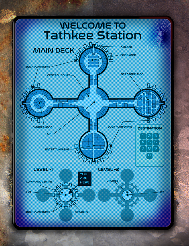Tathkee Station Directory