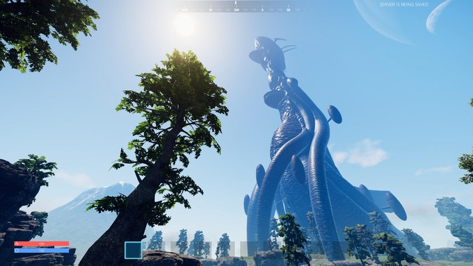 The NPC faction tower