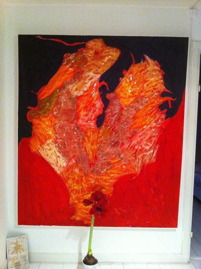 Wild heart by Stefan Lekberg, pledge from 6000 USD