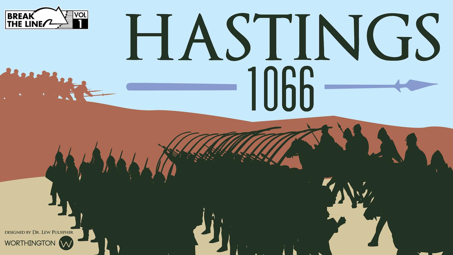 HASTINGS 1066 Game