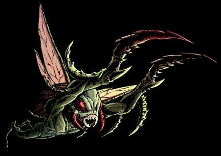 Hostile Alien Tikatikatik