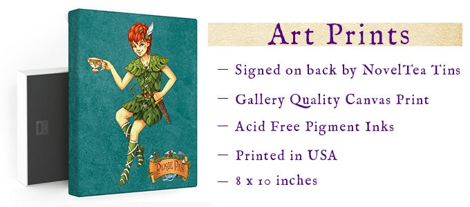 Add $30,- to your pledge for each art print you want