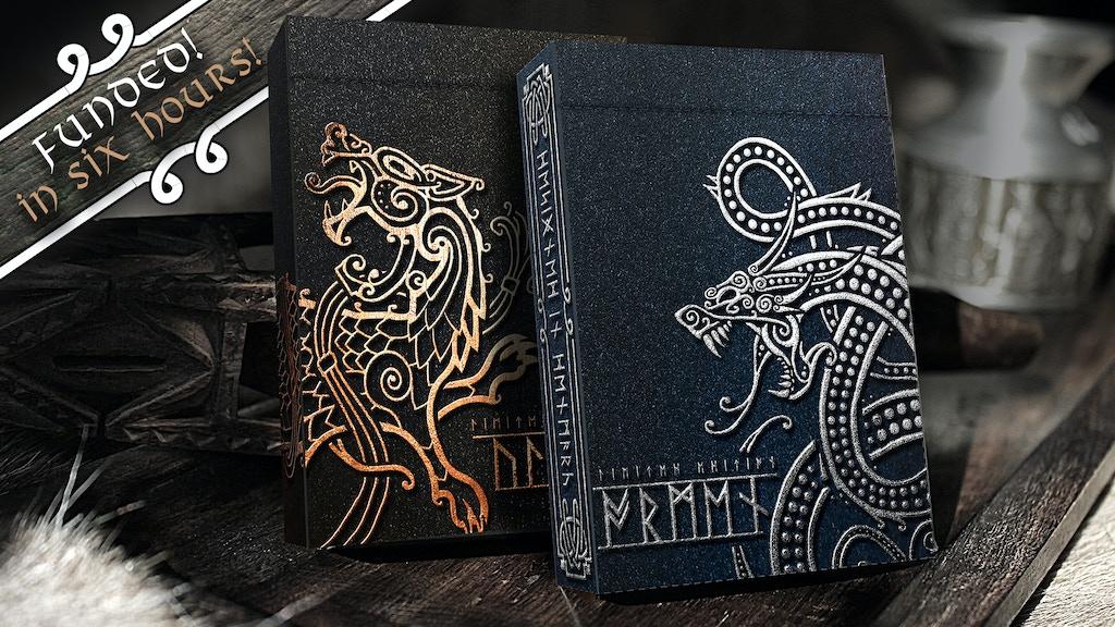 Ragnarok Playing Cards