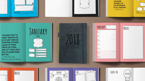 2018 by Design