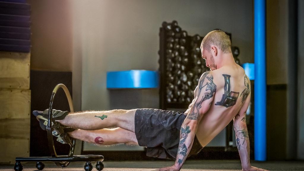 AbStinger: Core Fitness Revolutionized