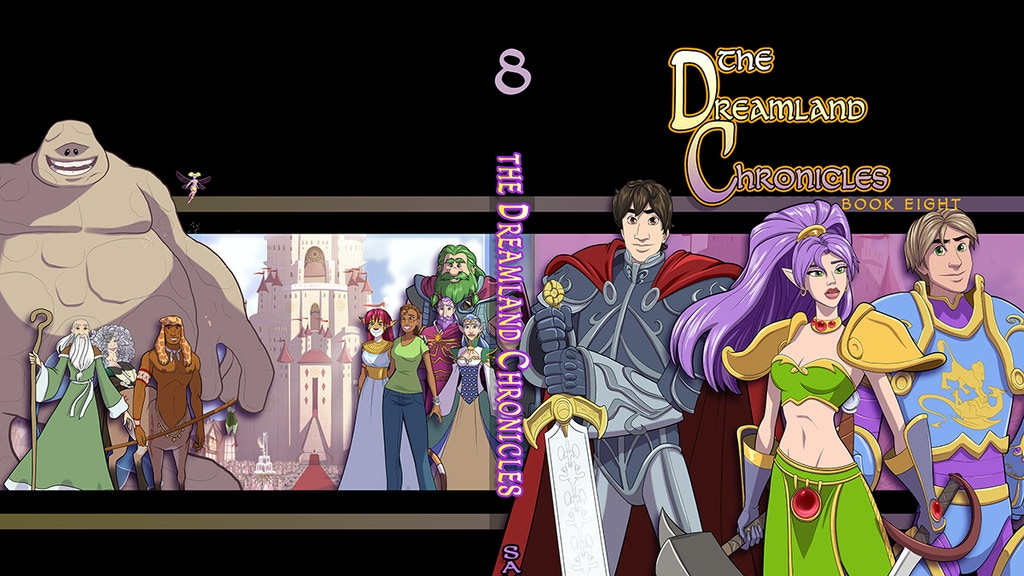 The Dreamland Chronicles Book 8 project video thumbnail