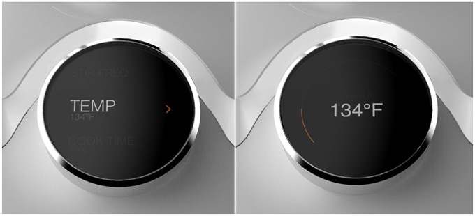 Updated dial designs shown.